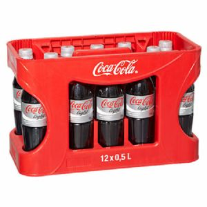 Coca Cola Light 12 x 0,5 l Flasche