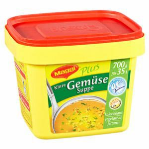 Maggi Plus Klare Gemüse Suppe 700 g