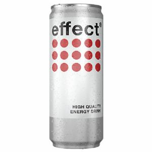 Effect Energydrink 24 x 0,25 l