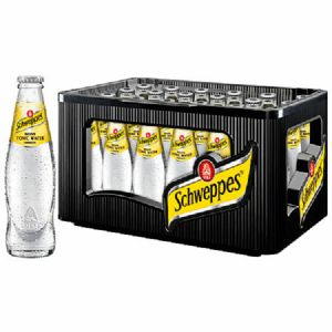 Schweppes Tonic Water 24 x 0,2 l Flasche