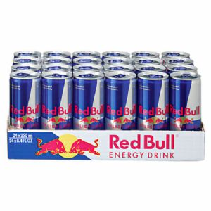 Red Bull Energy Drink 24 x 0,25 l Tray