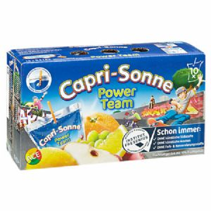 Capri Sonne Power Team 10 x 0,2 l