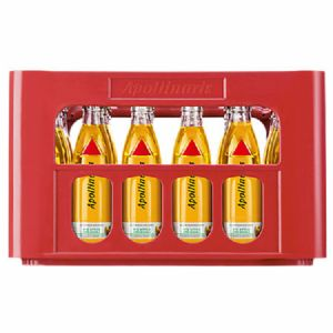 Apollinaris Mineralwasser Big Apple 24 x 0,25 l Flasche